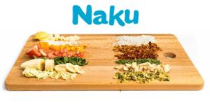 Naku, c'est de la nourriture déshydratée
