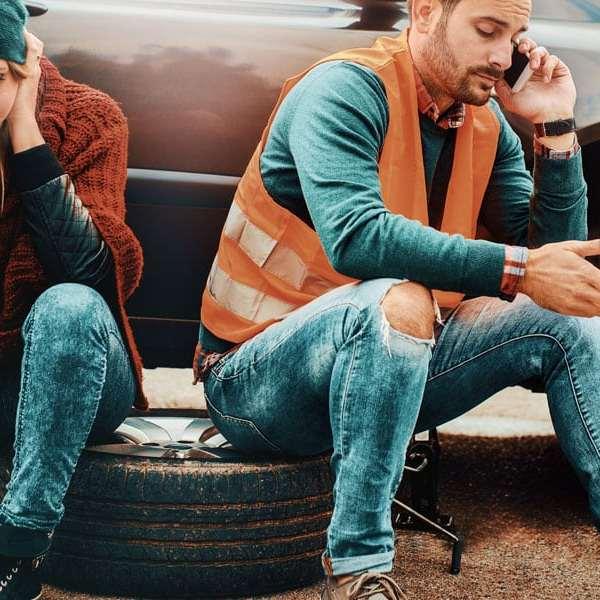 assurance pneu crevé