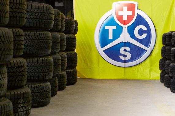 Test pneus été TCS 2015