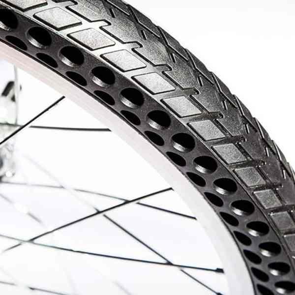 Nexo, le futur du pneu vélo