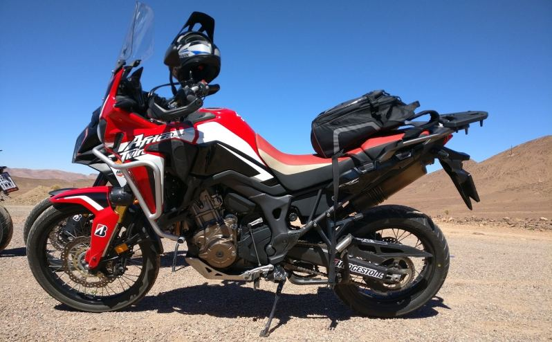 AfricaTwin CRF 1000L