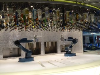 Royal Caribbean Bionic Bar
