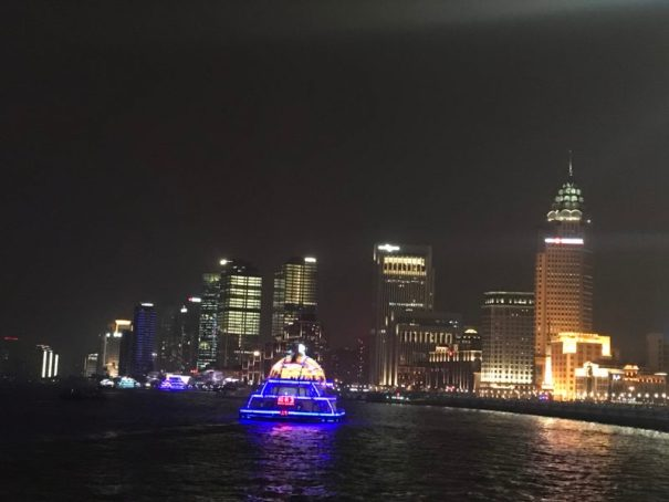 Shanghai Skyline & The Bund