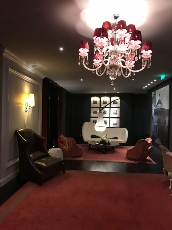 Jinjiang Metropolo Classiq Hotel Lobby