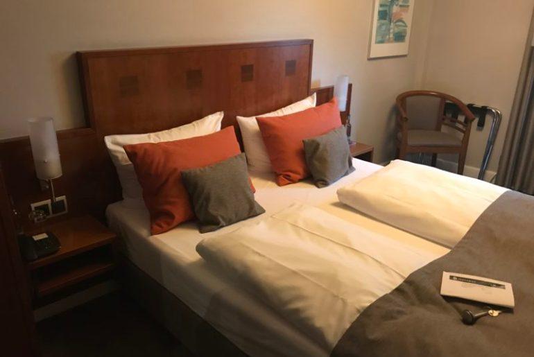 St Annen Hotel Hamburg Zimmer