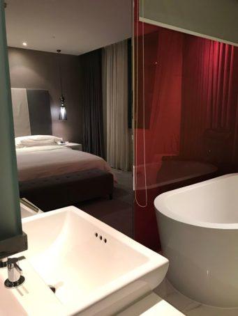 Jinjiang Metropolo Classiq Hotel Shanghai Zimmer & Bad