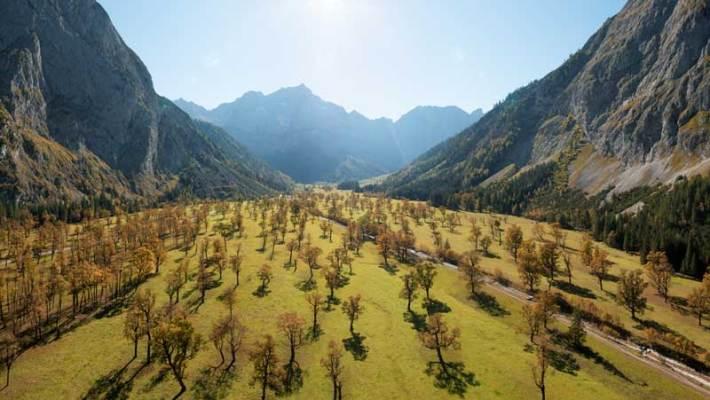 Die Eng – Verzaubernde Naturschauspiele