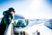 Auf den Tiroler Gletschern beginnt jetzt die Skisaison