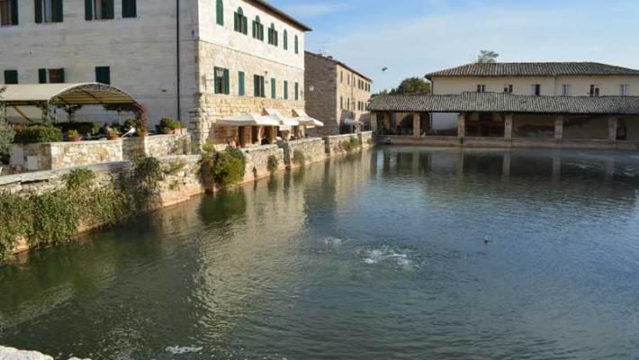 Toskanische Lebensfreude mit Dolce Vita in Bagno Vignoni