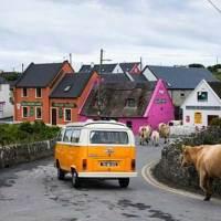 Tour-Tipp Caravaning in Irland: Auf nach Norden