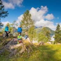 Ein neues Wandererlebnis für die ganze Familie in Obertauern