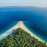 Den besten Strand Europas findet man auf Vis in Kroatien