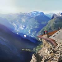 Die Leichtigkeit des Schauens: Neue spektakuläre Aussichtsplattformen in Norwegen