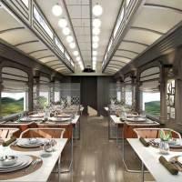 Der neue Edelzug Belmond Andean Explorer ist Luxus auf Schienen in Peru