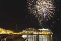 Ausblick auf die Feiertage: Weihnachten und Silvester mit Costa auf hoher See erleben