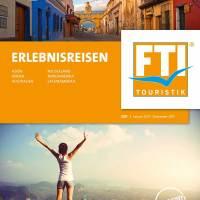 FTI und Intrepid Travel legen Erlebnisreisenkatalog 2017 auf