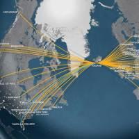 Zusätzliche Flüge nach Island und neue Destinationen in Nordamerika