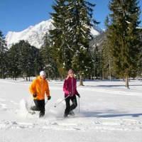 Vom ersten Tiroler Winter-Weitwanderweg bis zur Sonnenaufgangswanderung im Schnee