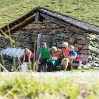 Vom Almsommer zum Bauernherbst in der Wildkogel-Arena