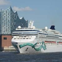 Norwegian Jade begrüßt ihren neuen Heimathafen für die Sommersaison 2017