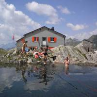 Abwechslungsreiche Ferientage in den Tessiner Berghütten
