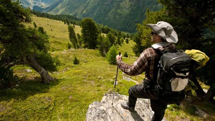 Ruhe und Erholung im Ötztal