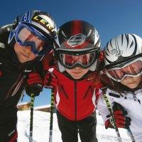 Skifahren lernen in Südtirol mit direkt ab Hof