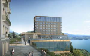 Buergenstock Hotel South-East