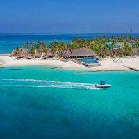Das Fushifaru Resort – Südseetraum im Indischen Ozean