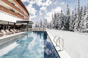 Josef Outdoorpool ©Josef Mountain Resort Klaus Peterlin
