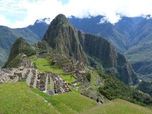 Machu Picchu ©Duering