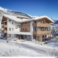 Neues Hotel in St. Anton am Arlberg