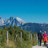April voll neuer Energien in den südlichen Eisacktaler Dolomiten
