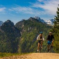 Mit dem E-Bike durch das Salzburger Saalachtal