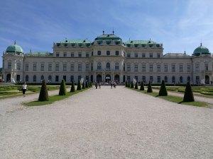 Belvedere Wien ©Detlef Düring