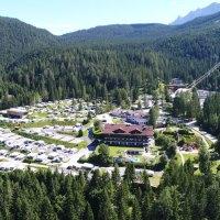 Zugspitz Resort bietet Kombination aus Camping und Ferienresort für Outdoor-Fans