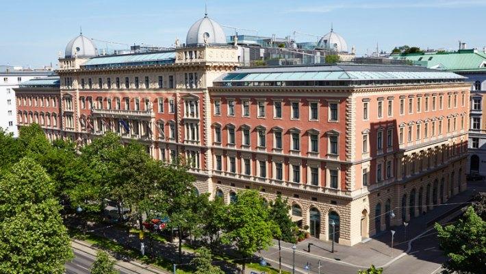 Palais Hansen Kempinski Wien – Mischung aus Historie und modernstem Lifestyle