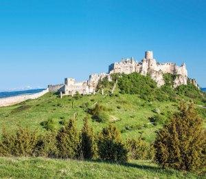 Burg-Spissky-Hrad ©Slovakia Travel