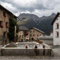 Bergwellness mit Brunnen-Badeplausch