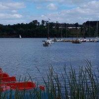 Bostalsee – Der größte Freizeitsee im Südwesten Deutschlands