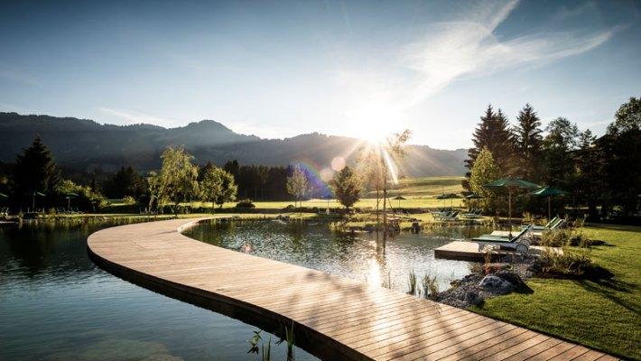 Sonnenalp Resort in Ofterschwang eröffnet größten Wellness-Park im Alpenraum