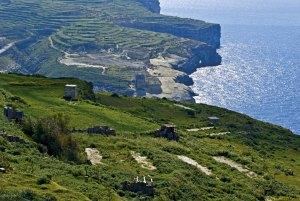 Küstenlandschaft auf Gozo
