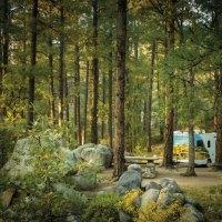 Der Natur ganz nah sein: Wildcampen mit dem Wohnmobil