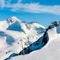 5 Tiroler Gletscher starten auf über 3.000 Metern in die Skisaison