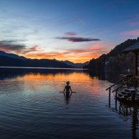 Sehnsuchtsort Seefischer: Von der Sauna in den Millstätter See