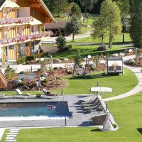 Bad Moos – Das SPA-Resort in den Dolomiten mit Kurkonzession
