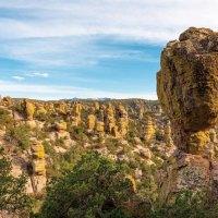 Wonderland of Rocks – Chiricahua National Monument
