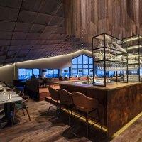 High-End-Hotelgastronomie im modernisierten nördlichsten Hotel der Welt auf Spitzbergen