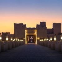 Das Anantara-Wüstenresort im Emirat Abu Dhabi Spitzenreiter bei Luxury Travel Advisor
