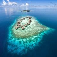 Raffles nun auch auf den Malediven